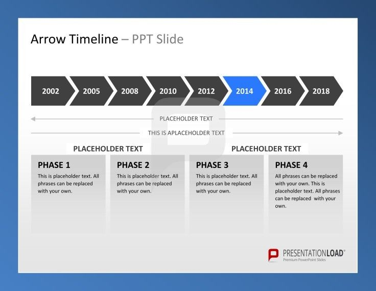 Arrow shaped timeline powerpoint template presentationload www arrow shaped timeline powerpoint template presentationload presentationl toneelgroepblik Gallery