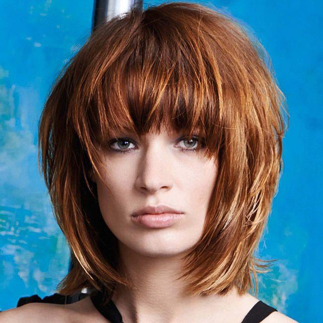 Coiffure cheveux milongs FABIO SALSA tendances