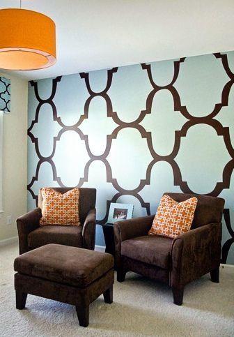 Pin by Rebecca Massey on changes to Casa de Massey Pinterest - wohnzimmer rot orange
