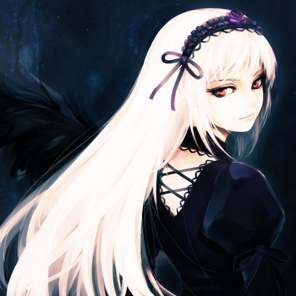 Suigintou Anime , disney , manga , and cartoons