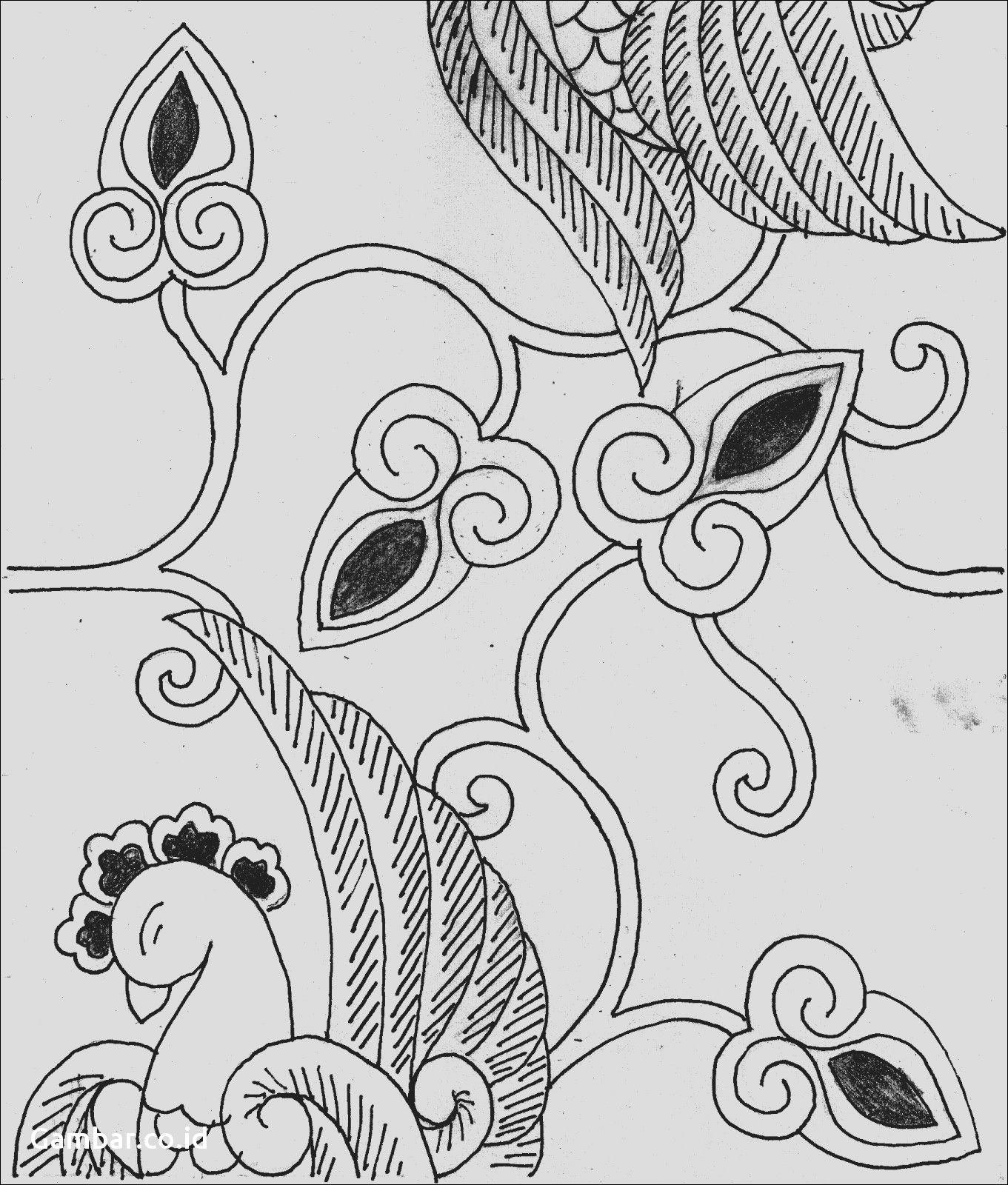 Download Gambar Sketsa Kupu Kupu Bajubatik Tech Page 14 Of 54 Seni Kreatif Gambar Sketsa