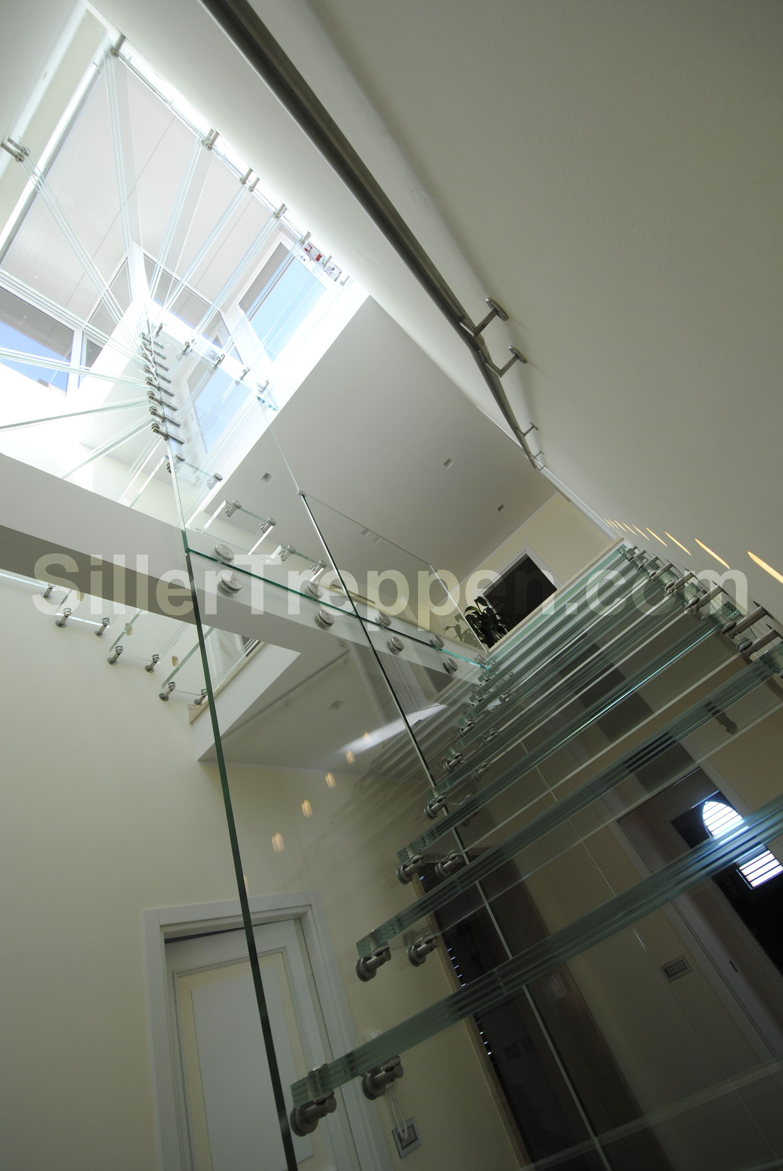 Best All Glass Stair Structural Glass Stairs Modern Stairs 400 x 300