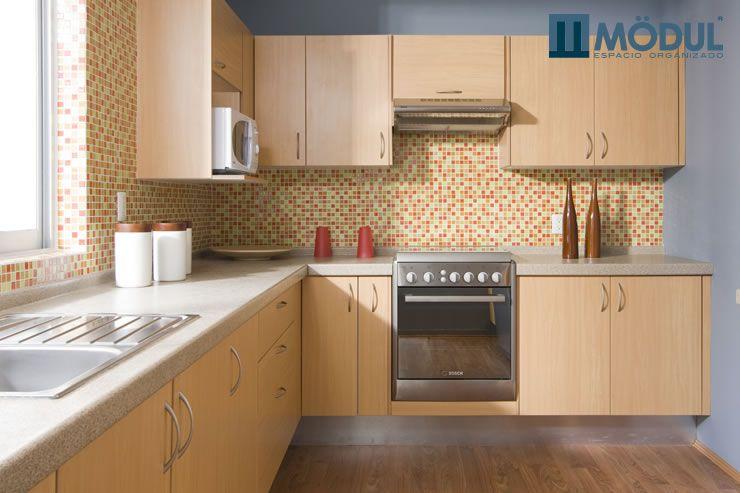 cocinas integrales cocinas modernas cocinas pequeas diseo cocina muebles modernos ventanales microondas oportunidad utensilios