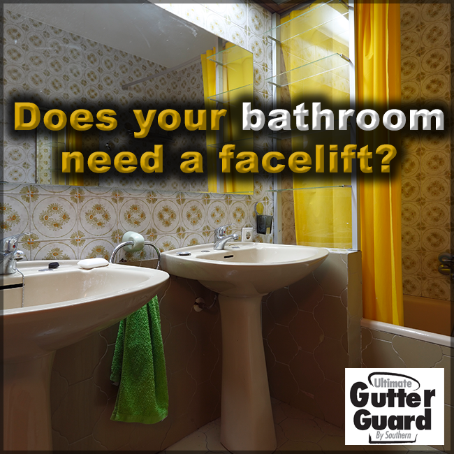 Got A Bathtub Or Shower That Needs A Facelift Have You Thought About Transforming The Look Of Your Bathroom But Were Facelift Home Improvement Gutter Guard