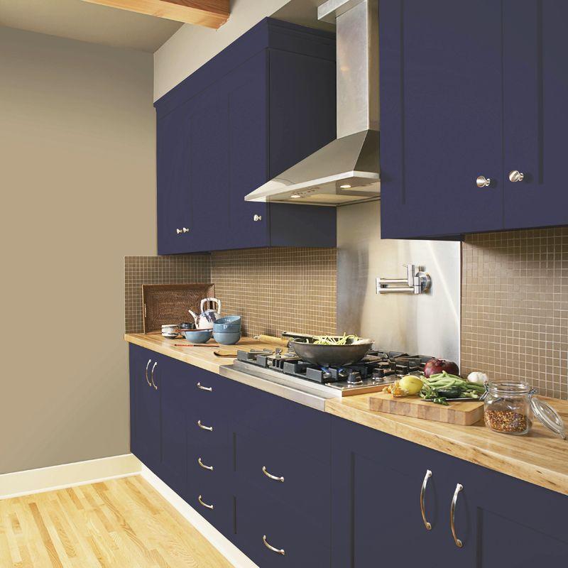 Peinture les couleurs 2012 vues par les peintures julien la cuisine vue p - Coloris peinture cuisine ...