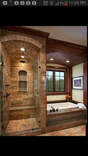 Amazing 90+ Redecorate Bathroom Decor Ideas #dreambathrooms