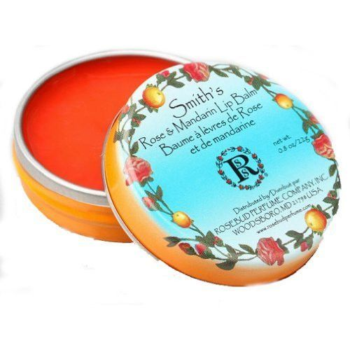 Rosebud Perfume Co. - Smiths Lip Balm Rose & Mandarin - 0.8 oz. Leader Clotrimazole Cream, 1%, 1oz