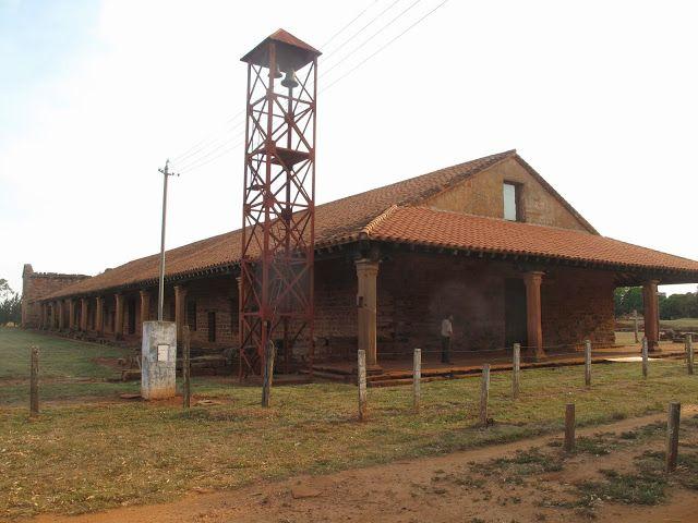 13 Reducción De San Cosme Damián Paraguay Ideas América Latina Sundials House Styles