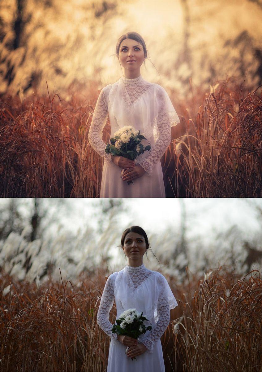 кузнечного дела, обработка фотографий в стиле фотографа перифолликулярную дерму