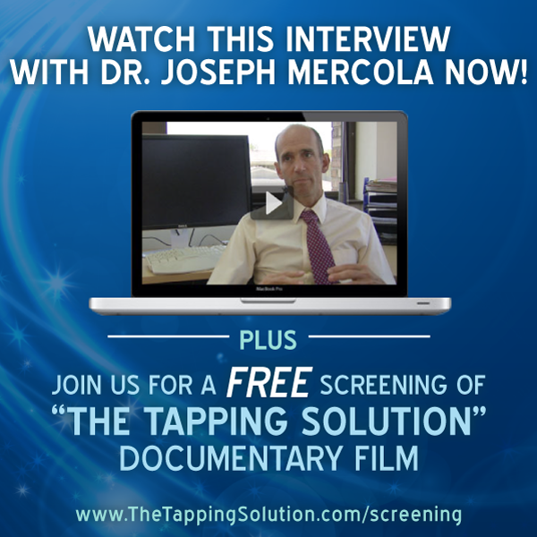 Did You Know That Dr. Mercola Requires That You Use Tapping To Be Seen In  His Or Her Office? In Fact, He States That There Is A Huge Emotional  Connection To ...