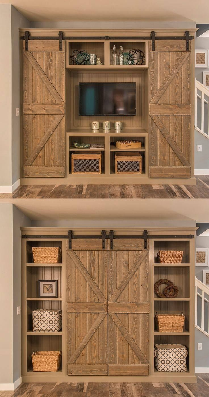 12 Barn Door Projects That Will Make You Want To Remodel Barn Door Projects Home Remodeling Home Projects