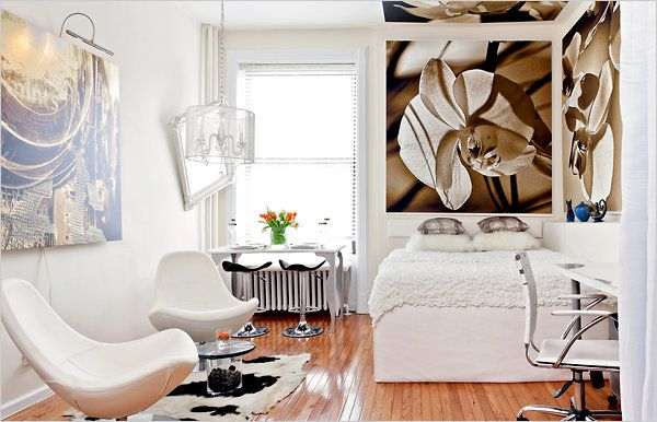 On The Upper West Side 200 Square Feet And Room To Swivel Nytimes