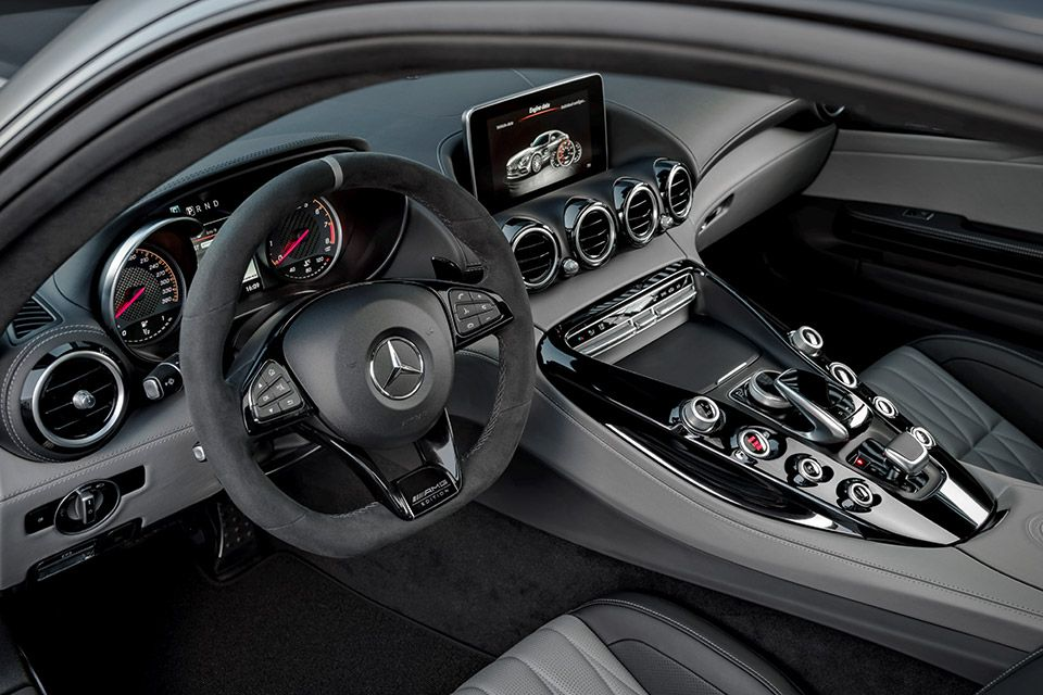 Mercedes Benz Amg Gt C Edition 50 Mercedes Amg