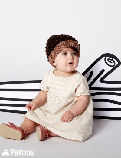 Little Acorn Hat - Patterns | Yarnspirations | Free Pattern | New ...