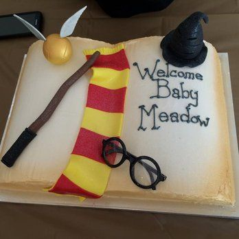 Bella Donna Special Events U0026 Bakery   129 Photos   Bakeries ... Harry  Potter Baby ShowerBaby Shower CakesShower ...
