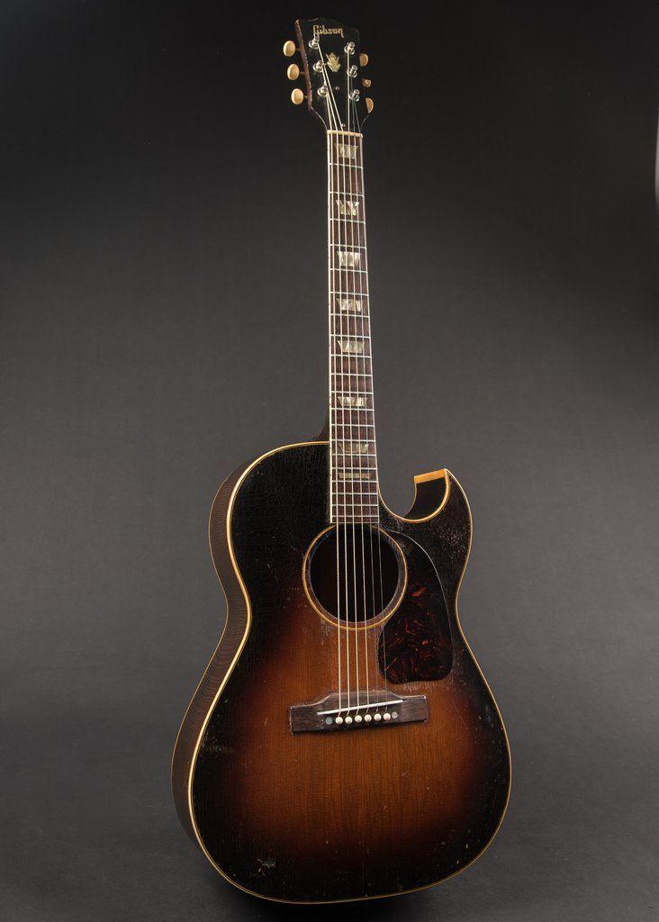 Gibson CF-100 1953 #vintageguitars