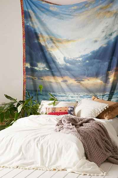 Ocean View Tapestry - Urban Outfitters