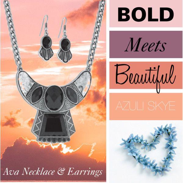 Bold Meets Beautiful by AZULI SKYE