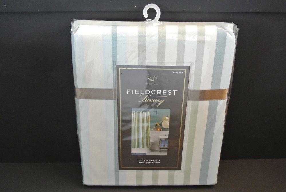 Daily Limit Exceeded Luxury Shower Curtain Fieldcrest Bathroom