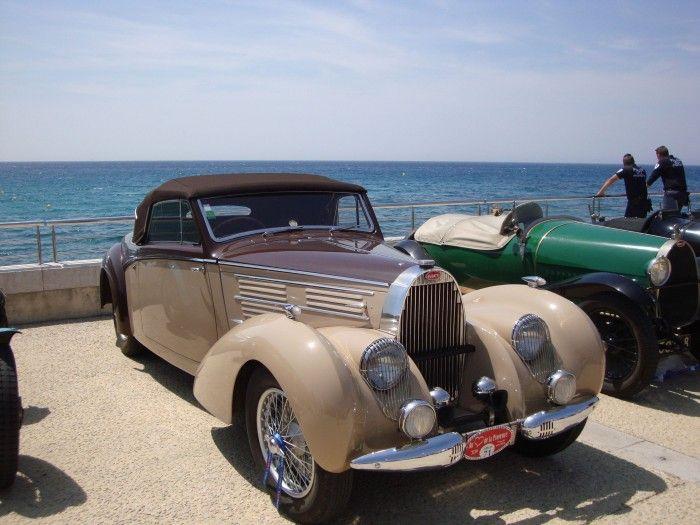 Gallery: Prewar Bugattis on tour in Provence, France