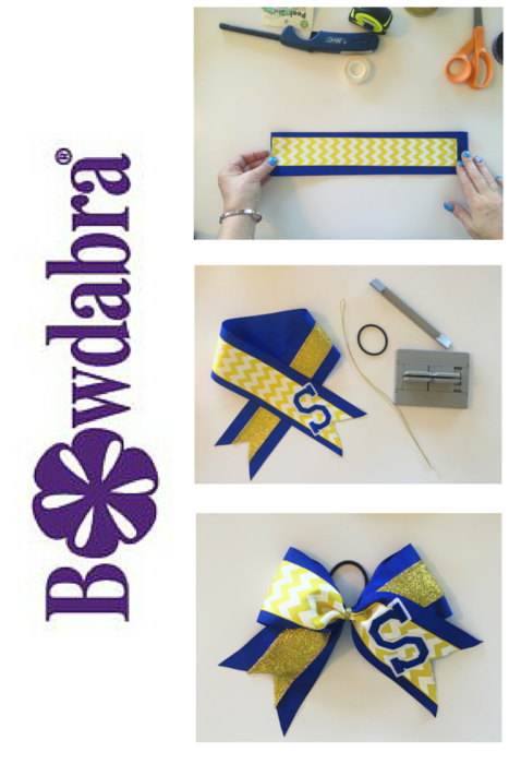 8 how to make cheer bows [tutorials] – tip junkie.