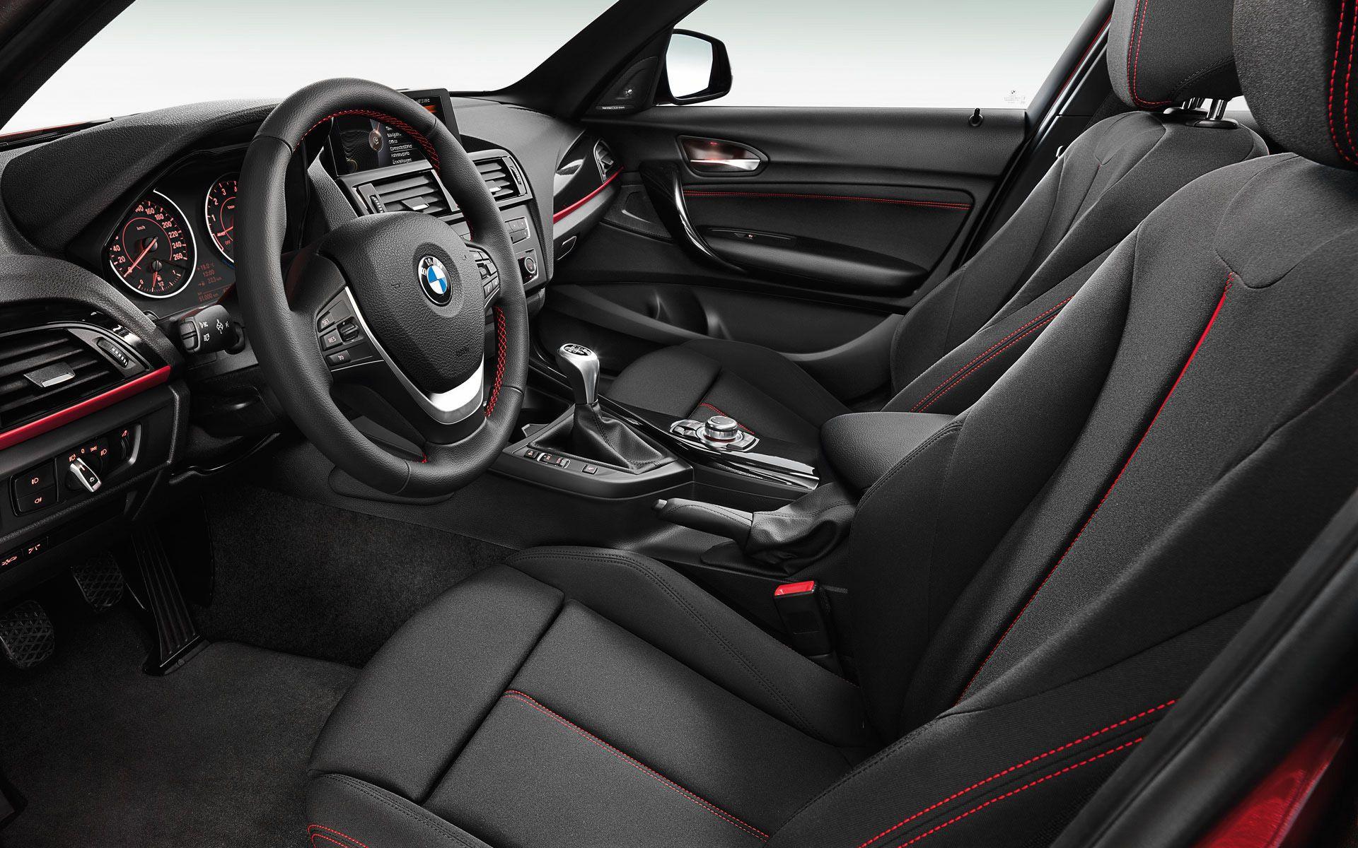 2013 BMW 1 Series Hatchback, car, wallpaper, interior