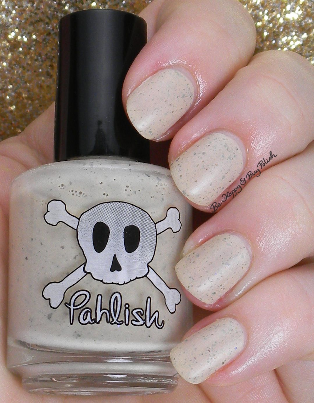 Pahlish Buccaneers and Buried Gold Nail Polish collection
