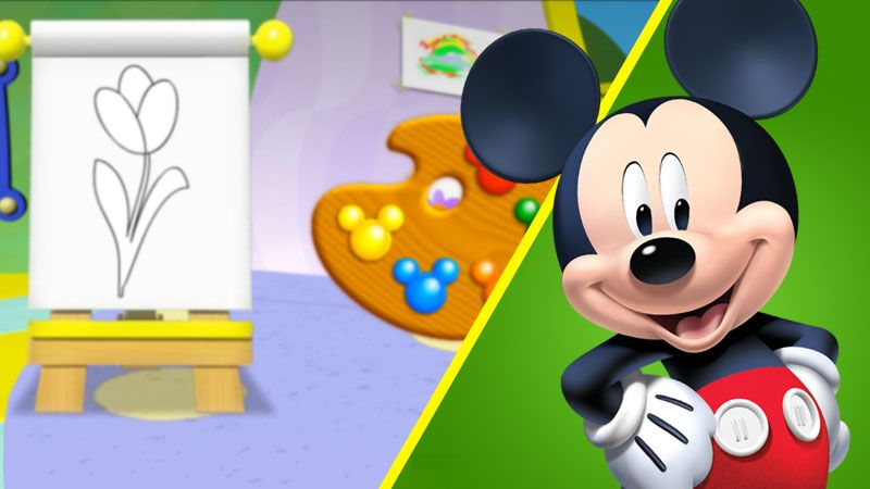 mickey mouse clubhouse mouse ke cafe disney junior - Mickey Mouse Online Games For Toddlers