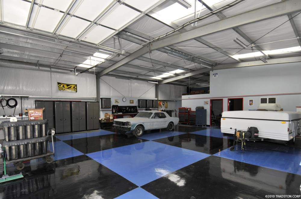 Metal buildings as homes residential and workshop steel Prefab workshops garages