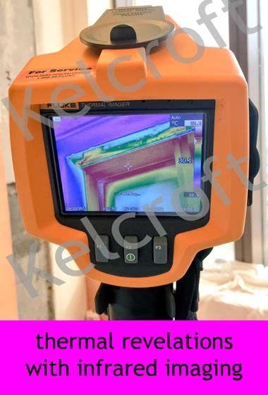 Roof Membrane Infrared Scan Ir Scan Hong Kong Membrane Roof Infrared Roof Inspection