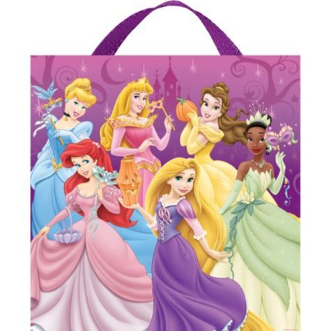 Disney Princesses Treat Bag - Party City Canada Caitlin - party city store costumes