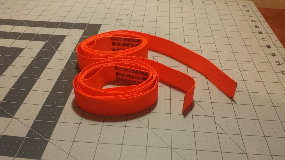 6 foot bright orange tree straps for hammock suspension  rh   pinterest co uk