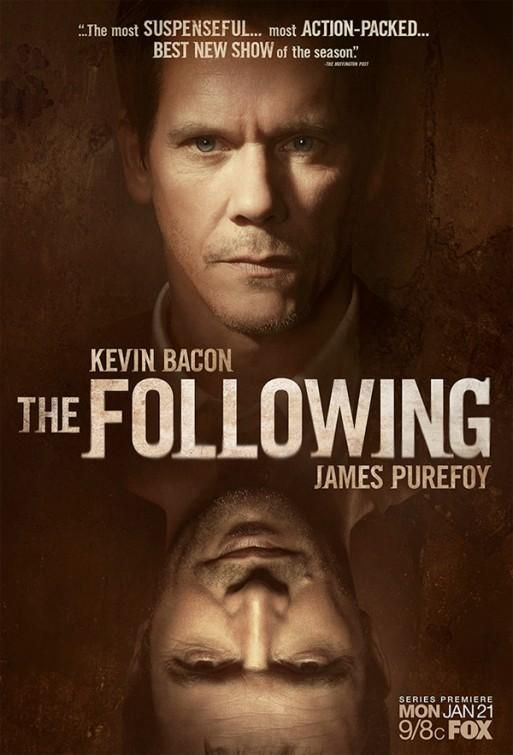The Following Tv Series 2013 Filmaffinity Con Imagenes