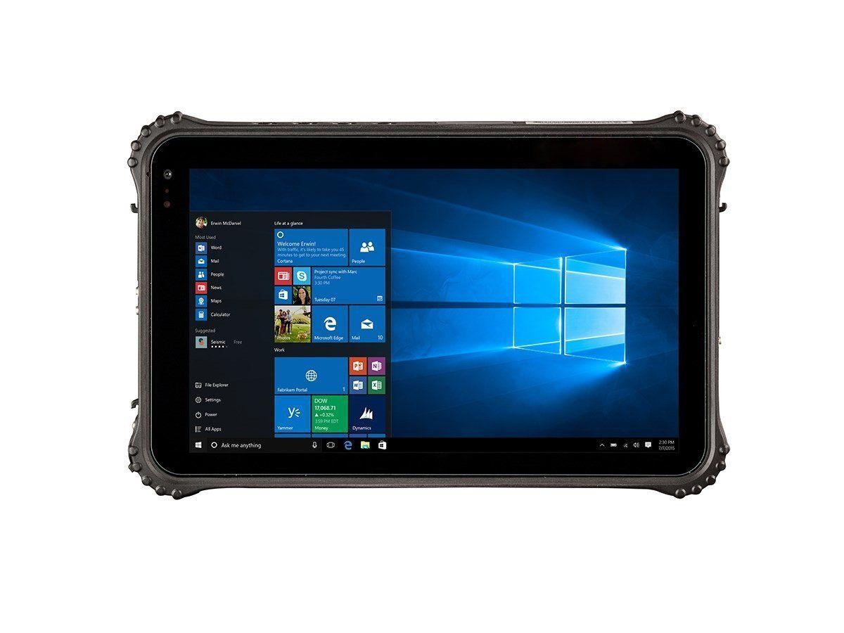 Vanquisher IP67 Sun Readable Outdoor Rugged Tablet PC Windows 10 Intel Z3735F Processer