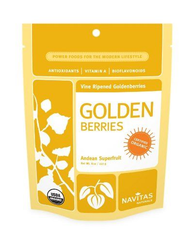 Navitas Naturals Goldenberries are Ashley Koff Approved. Visit http://www.ashleykoffapproved.com/akl-list for more dietitian approved products. #health #nutrition