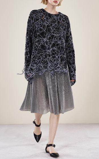 Adam Lippes Pre Fall 2016 Look 13 on Moda Operandi