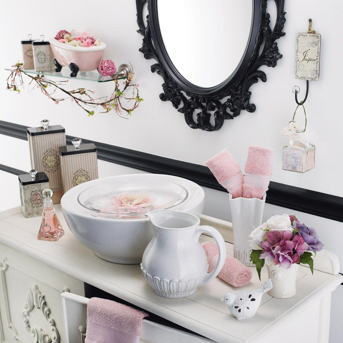 Ashland Parisian collection at micheals (also love that mirror ...
