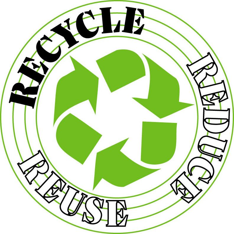 recycling reducing reusing Waste statistics in 1960, the average us resident produced less than 3 lbs of garbage per day by 2008, that figure had risen to 45 lbs or about 250 million.