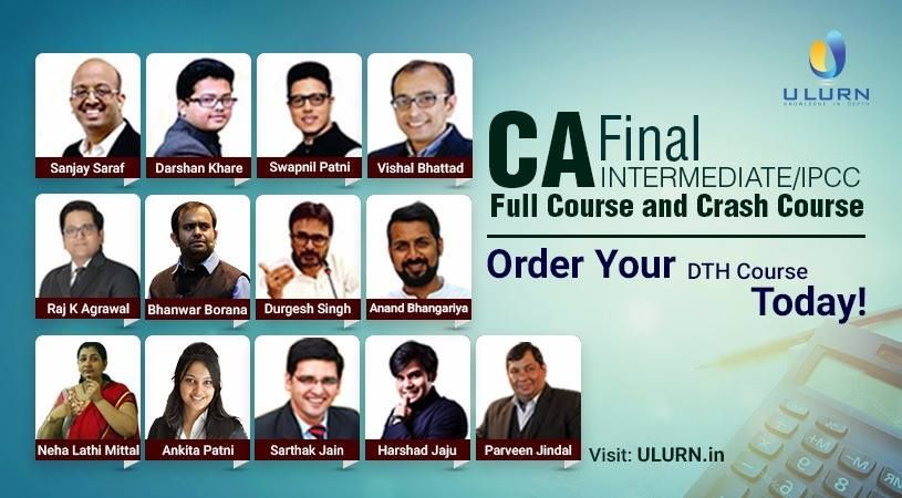 Ca coaching classes in india chartered accountant