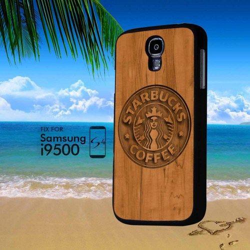 0749-Starbucks-Coffee for Samsung S4 Case   BestForSale - Accessories on ArtFire