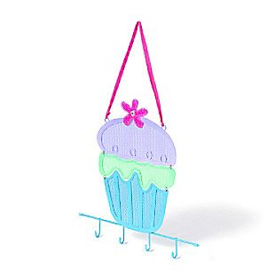 Cupcake Hanging Jewelry Holder