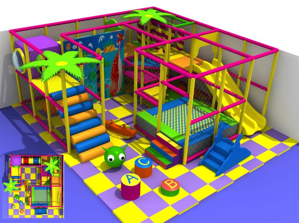 Indoor play area...I need this right now. havent been able to go outside from all these freezing wind storms. ugh!