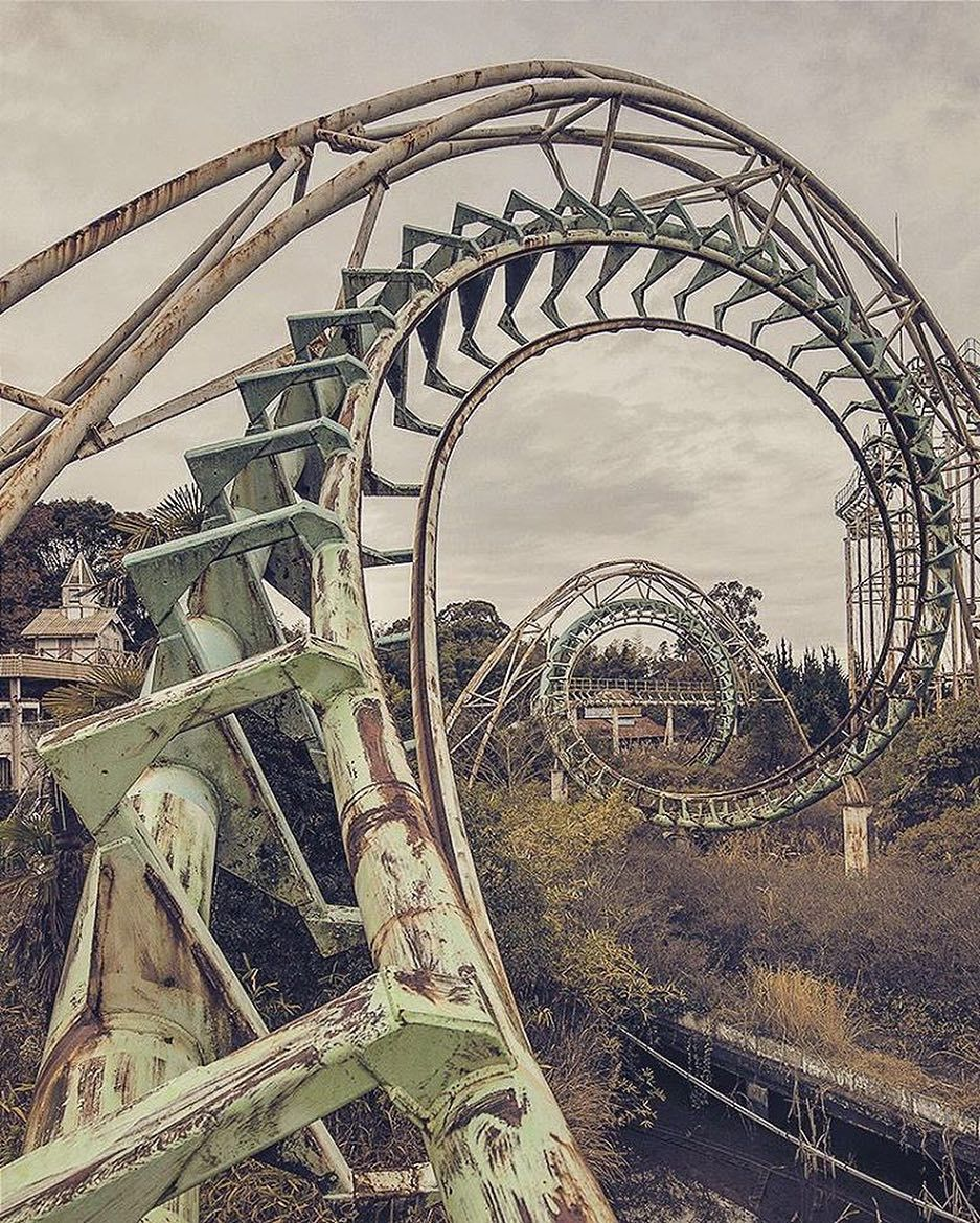 #hbouthere: Built In 1961 Nara Dreamland Was Japan's