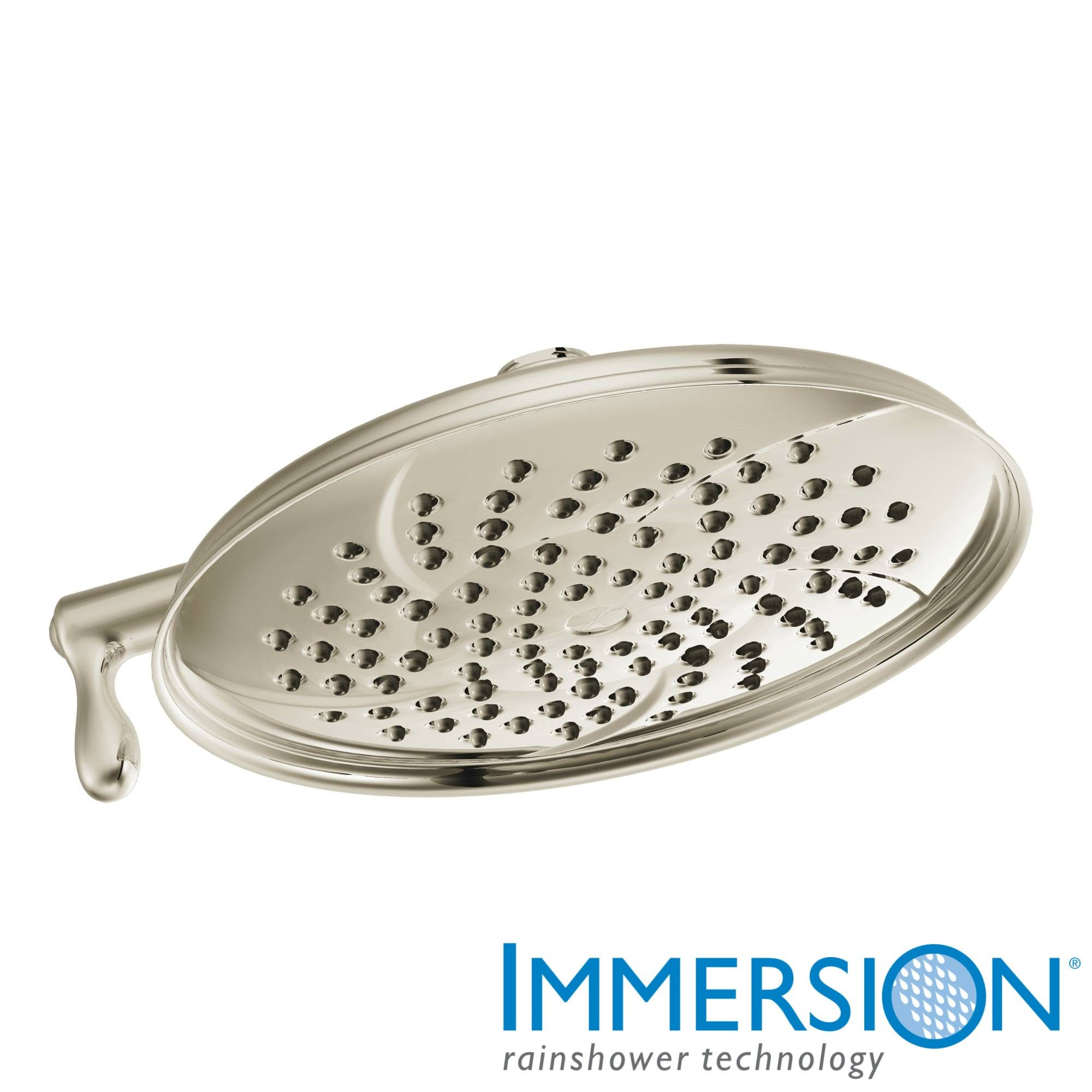 Moen S1311 Isabel 9 Multi Function Shower Head Only With 1 2