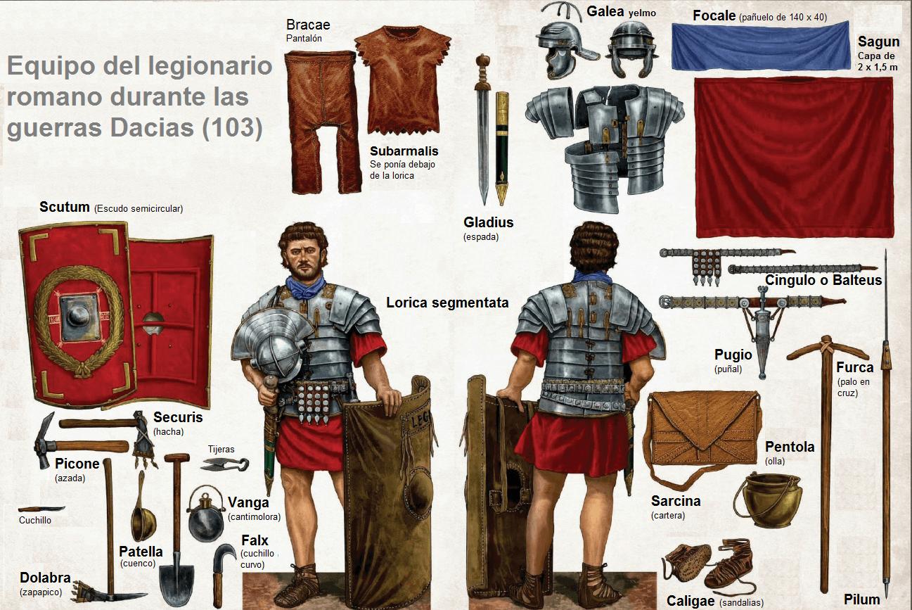 El ejército de la República Romana | Ejercito romano, Romanos ...