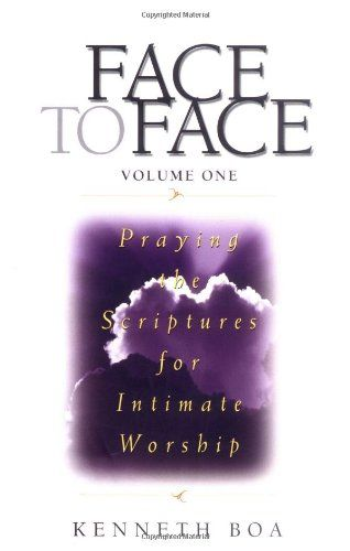 Face to Face: Praying the Scriptures for Intimate Worship by Kenneth D. Boa http://www.amazon.com/dp/0310925509/ref=cm_sw_r_pi_dp_DkLnwb0X7H6H5