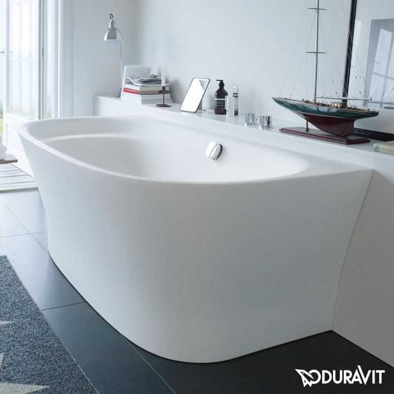 duravit cape cod badewanne vorwandversion 700364000000000 reuter onlineshop haus. Black Bedroom Furniture Sets. Home Design Ideas