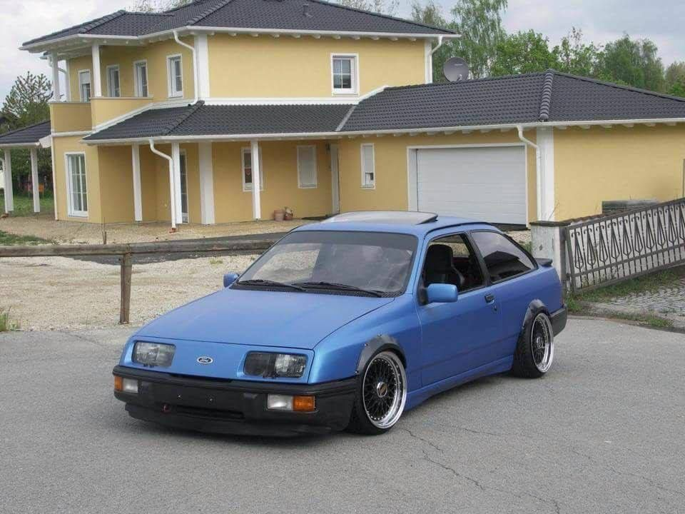 Sierra Ford Sierra Ford Classic Cars Ford Orion