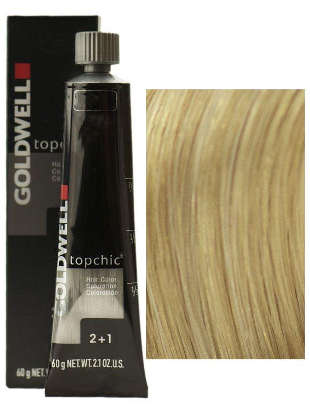 834077b9b9 Goldwell Topchic Professional Hair Color (2.1 oz. tube) - 10A ...
