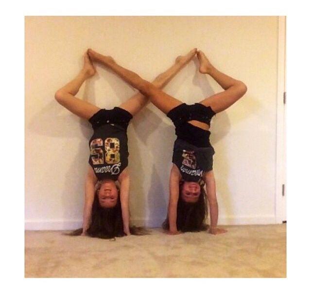 2 Person Stunts Acro Yoga Poses Gymnastics Poses Partner Yoga Poses